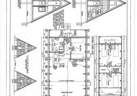 the floor plan for my a frame cabin in 2020 a frame floor Small A Frame Cabin Plans