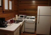 the kitchen in cabin 1 picture of myakka river state park Myakka State Park Cabins