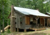 the rustic hunting cabin in our sights Hunting Cabin Plans