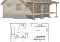 the sapphire cabin small house plans tiny house cabin Small Cabin Plans