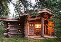 the small log cabin simply serene Log Cabin Small