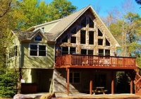 the top poconos vacation rentals cabin rentals poconos Lake Cabin Poconos