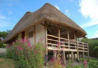 the wisdom of the african hut this is africa Cabin Vs Cottage Vs Hut