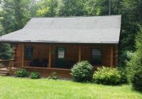 these cabins in west virginia will make your stay unforgettable Opossum Creek Cabins