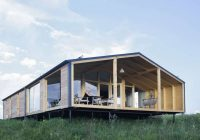 these gorgeous prefab cabins start at 23000 my cabin in Modern Prefab Cabin