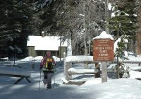 three cross country ski trips to try before winter departs Cabin Creek Sno Park