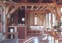 tiny cabin with fold out porch stealth off grid cabin living Small Off Grid Cabin Interior