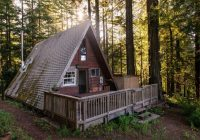 tiny house alternative the tiny a frame cabin core77 Small A Frame Cabin