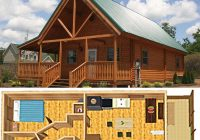 tiny log cabin kits easy diy project craft mart Small Cabin Homes