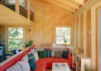 tiny off grid cabin in maine is completely self sustaining Small Off Grid Cabin