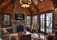 top 60 best log cabin interior design ideas mountain Small Cabin Interiors