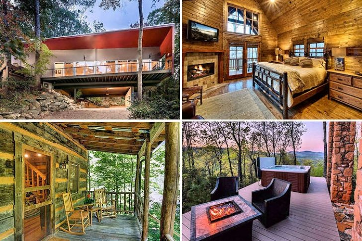 Permalink to Perfect Asheville Nc Log Cabin Rentals