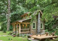 tour the tiny cottage in the woods Cabin Vs Cottage