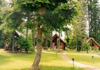 travel to serenitys a relaxing resort near trout lake Trout Lake Cabins