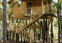 treehouse cottages updated 2021 prices campground Treehouse Cabins Arkansas