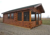 trophy amish cabins llc hunter standard hunter shown Amish Hunting Cabins