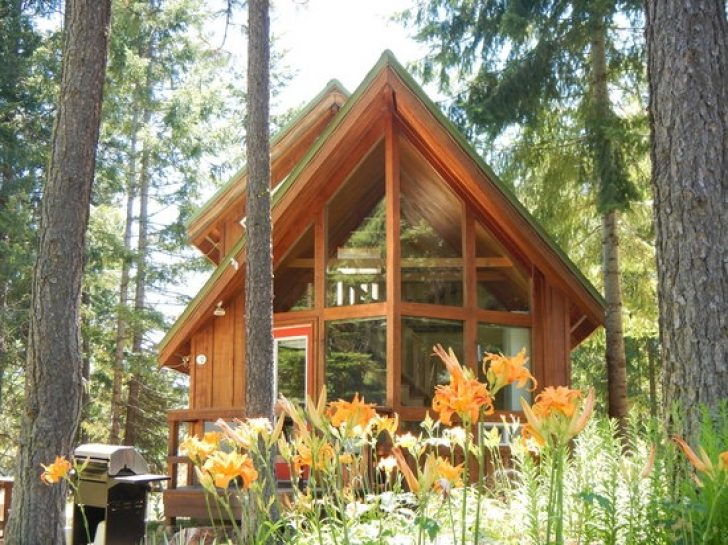 Permalink to Cozy Trout Lake Cabins Ideas