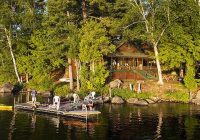 tupper lake vacation cabin rental adirondack vacation Lake Cabin New York