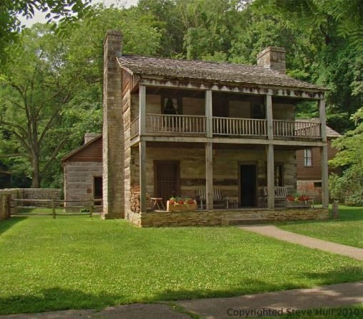 Permalink to Simple Two Story Log Cabin Layouts Ideas