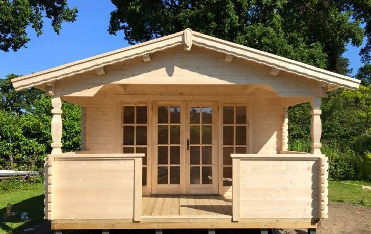 Permalink to Elegant Logspan Log Cabins Gallery