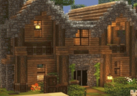 unique minecraft house ideas 2020 minecraft house tutorial Minecraft Cabin House