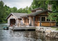 upstate lake camp new york rustic cabin waterfront Lake Cabin New York