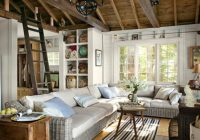useful ideas and tips on decorating a lakehouse cottage or cabin Lake Cabin Design Ideas