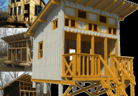 vacation cabin plans small cabin plans wooden house plans Micro Cabin Plans