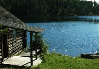 vacation rentals cabin rentals cottage rentals Lake Cabin For Sale Mn