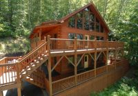 views waterfall hot tub woods secluded hot tub great reviews maggie valley Maggie Valley Cabins