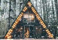 we love this a frame cabin known as tye haus in stevens pass Stevens Pass Cabins