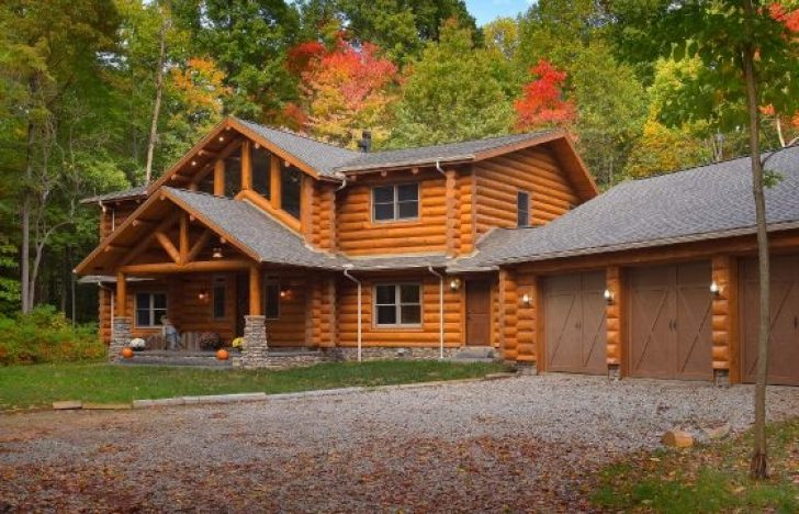 Permalink to Minimalist Log Cabin Builders Ohio Gallery