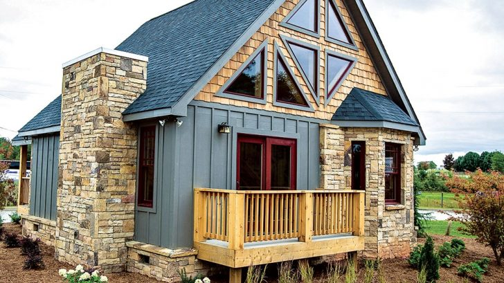 Permalink to Perfect Pre Built Cabin Homes