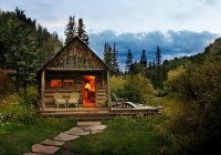 what is your off grid dream of the perfect homestead off Small Cabin Homestead