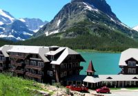 where should i stay in glacier national park my Cabins In Glacier National Park