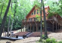whispering trees log cabin secluded wnc vacation rental Asheville Nc Log Cabin Rentals