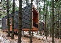 whitetail woods tiny cabins provide respite in a Provide The Photo Of Cabin