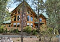 why pinetop lakeside arizona is great for cabin life Lakeside Cabin