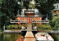 woodsy lake front cabin in upstate new york lake house Lake Cabin Upstate Ny